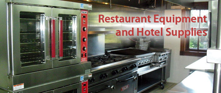Restaurant Equipment and Hotel Supplies