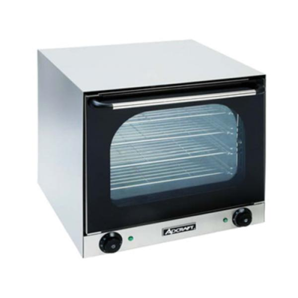 Convection Oven, half size, countertop, electric, 4 half-size sheet ...