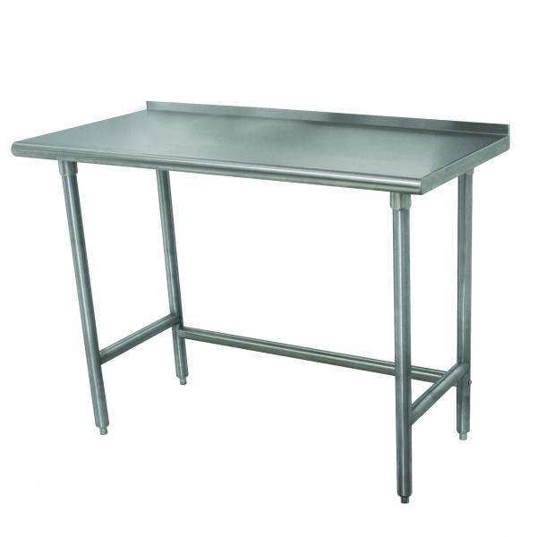 Advance Tabco TSFLAGX Work Table W X D Gauge - Stainless steel table accessories
