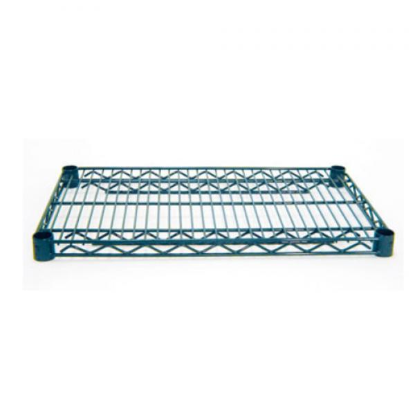 "Special Value Wire Shelving, 54""W x 21""D, heavy duty, green epoxy coated, NSF"