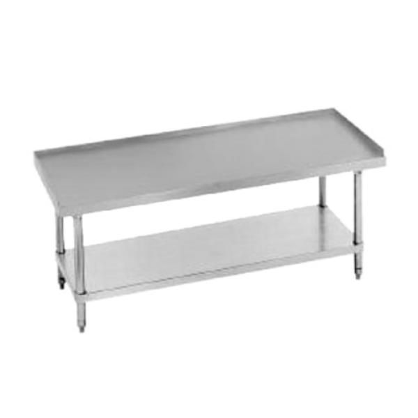 "Special Value Equipment Stand, 60""W x 30""D x 25""H (overall), 24"" working height, 16"