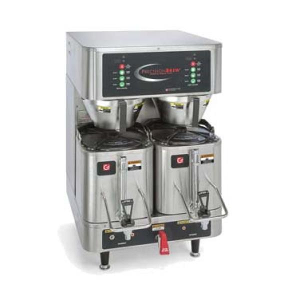 Precision Brew™ Digital Shuttle Brewer, up to 3 gallon capacity, three portion, tw