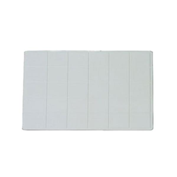 "Tile Tray, double size, 27"" x 21-1/2"", aluminum with ceramic-look coating, Sandstone, Ivory"