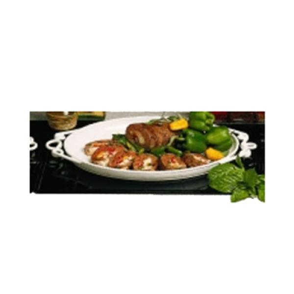 "Tile Tray, double size, 27"" x 21-1/2"", for #2105, aluminum with ceramic-look coating"