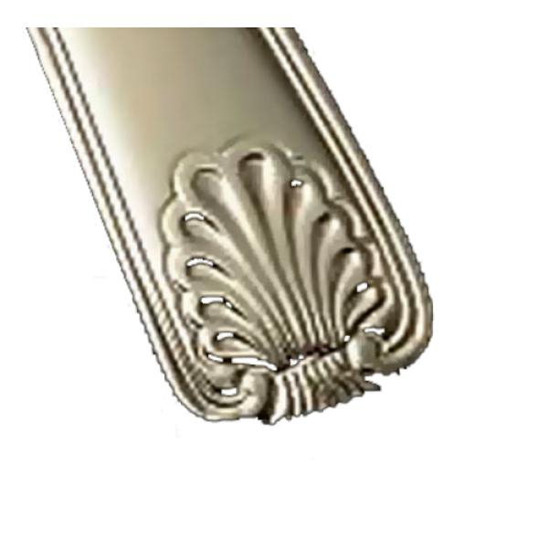 Shell Soup/Dessert Spoon, 18/8 stainless steel