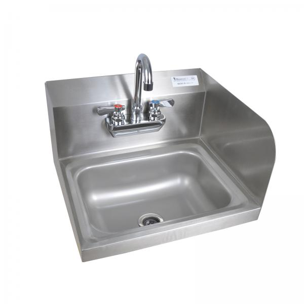 Hand Sink, wall mount, 14