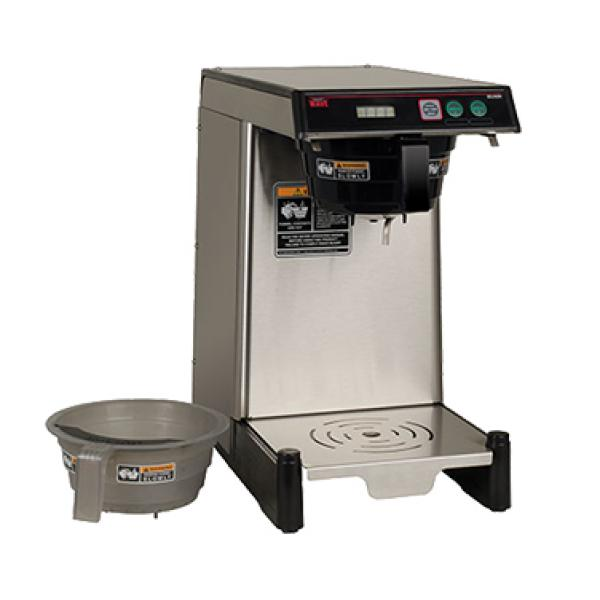 Bunn 39900.0020 39900.0020 WAVE, COMBO, SmartWave Low Profile Wide Base Coffee/Tea Brewer, au
