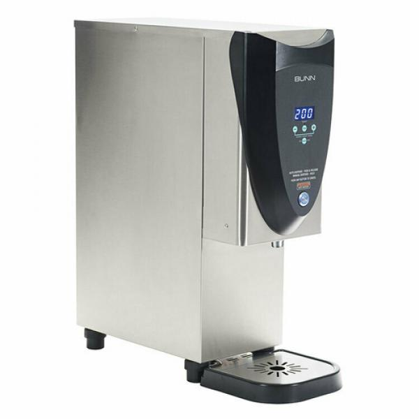 45300.0007  H3X Element SST Hot Water Dispenser, 2.0 gallon capacity, (1) programmable portion