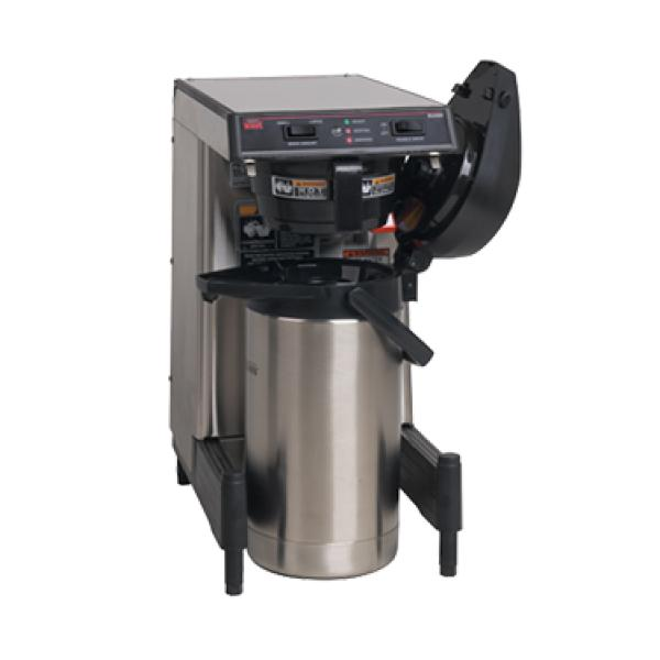 39900.0006 WAVE15-APS SmartWave® Low Profile Wide Base Coffee Brewer, automatic, 3.9