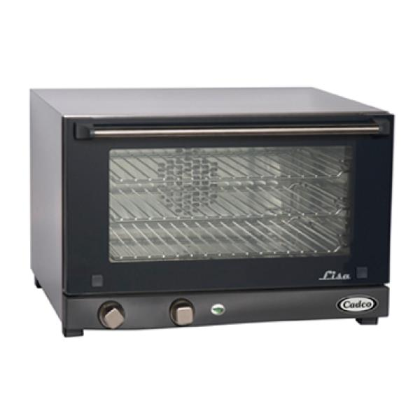 Convection Oven, electric, countertop, half size, (3) half size sheet ...