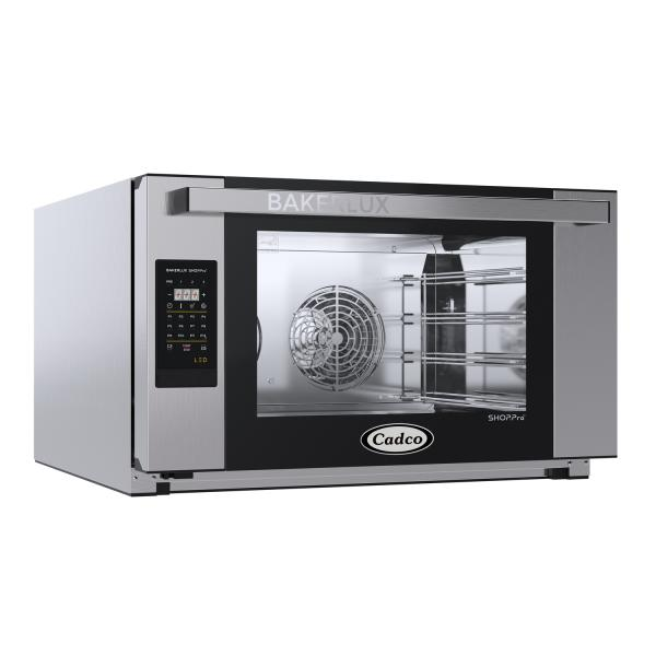 Bakerlux™ LED Heavy-Duty Convection Oven, electric, countertop, full size, (4) full size