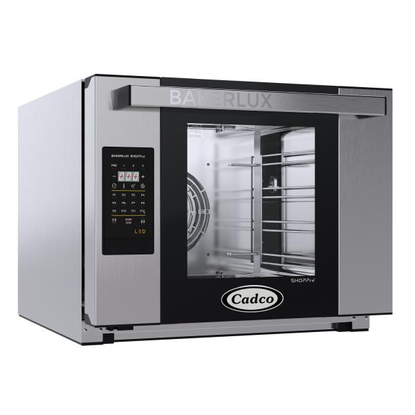 Bakerlux™ LED Heavy-Duty Convection Oven, electric, countertop, half size, (4) half size