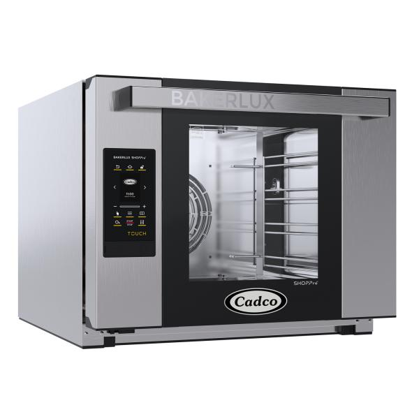 Bakerlux™ TOUCH Heavy-Duty Convection Oven, electric, countertop, half size, (4) half size