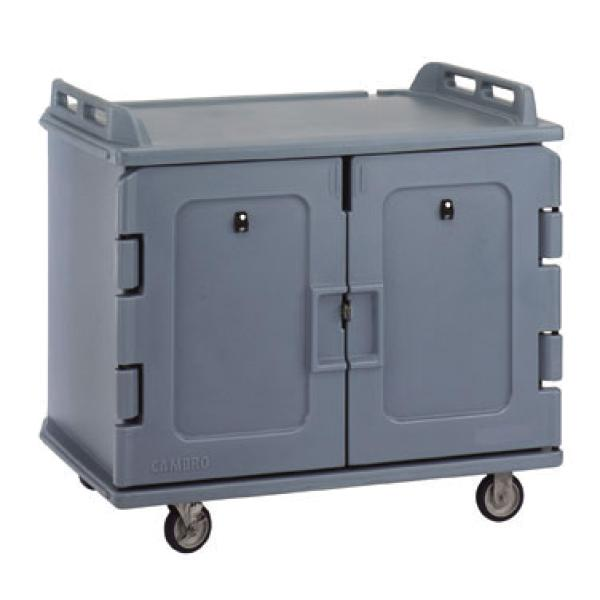 "Meal Delivery Cart, 48-1/2""L x 32-1/2""W x 43-1/2""H, low profile,"