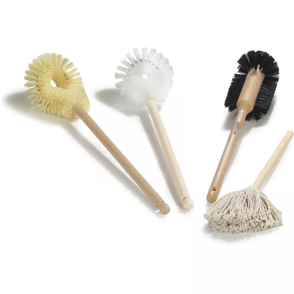 carlisle 3623200 flo pac bowl mop 10 long cotton mop head non scratching smooth wood h. Black Bedroom Furniture Sets. Home Design Ideas