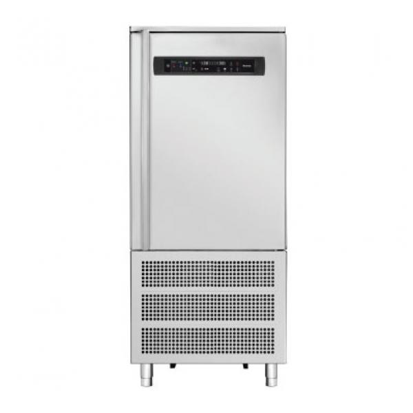 "Blast Chiller/Shock Freezer, reach-in, single section, (30) 12"" x 20"" pan capacity, 154 lbs"