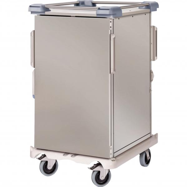 "Thermal•Aire III™ Senior Meal Delivery Cart, (2) door, 2-compartment, 61-1/5""H"
