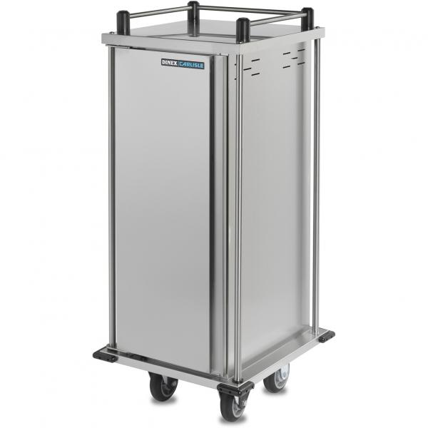 "TQ Meal Delivery Cart, (1) door, 1-compartment, 55-4/5""H, enclosed, (8) tray capacity, designed"