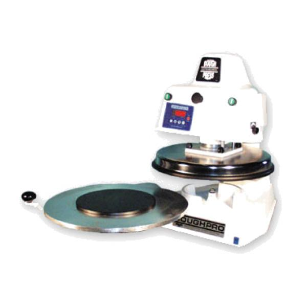 Impact X1M - Pizza Dough Press, countertop, automatic electro-mechanical operation with digital