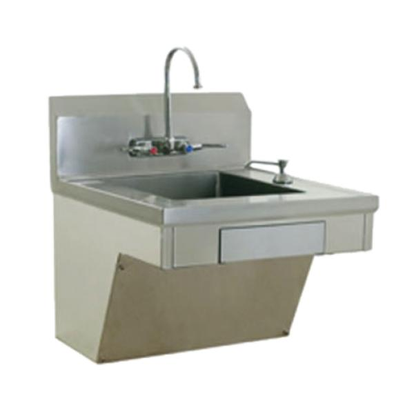 Eagle Hsap 14 Ada Fw Hand Sink Wall Mount 14 Quot Wide X 16