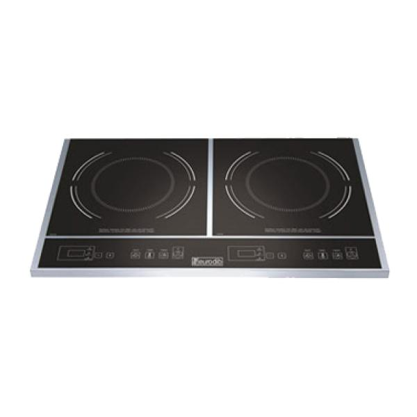 Countertop Induction Burner : Eurodib S2F1 Induction Cooker, electric, countertop, double burner ...