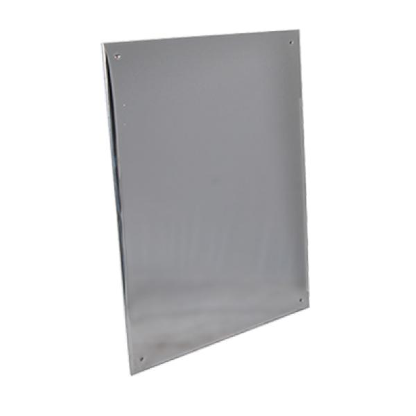Fmp 141 1174 bobrick unbreakable mirror 18 x 24 highly for Mirror 18 x 24