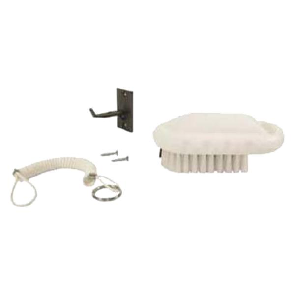 plastic kitchen cabinets fmp 142 1539 amp nail brush kit plastic includes 1539