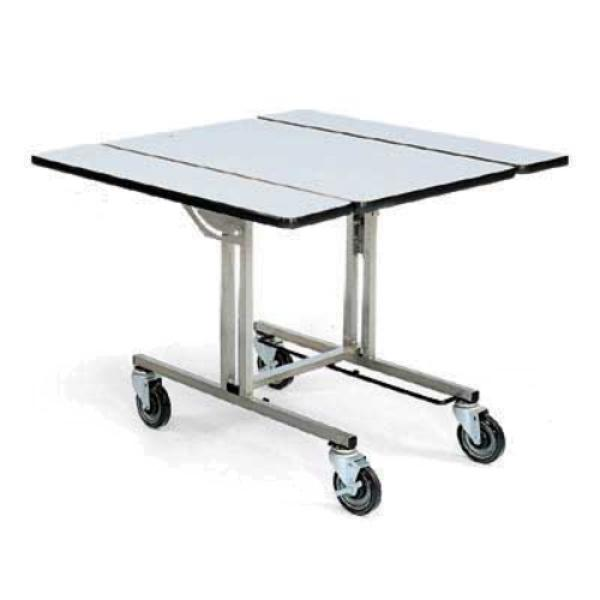 Forbes industries 4961 ultra series room service table 35 for Hotel room service cart