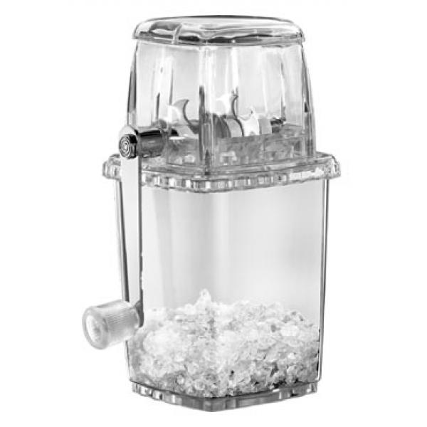 Frieling C202465 Ice Crusher, manual, acrylic container, crank handle
