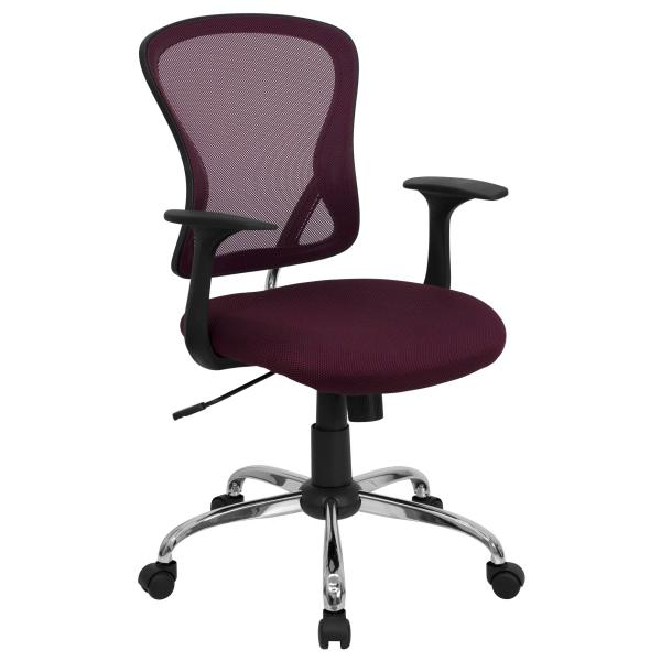 Fine Swivel Task Office Chair 36 To 40 Adjustable Height 250 Lb Weight Capacity Mid Back Dailytribune Chair Design For Home Dailytribuneorg