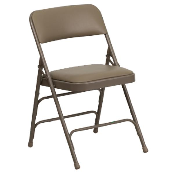 Incredible Hercules Series Folding Chair 300 Lb Weight Capacity Vinyl Upholstered Seat And Back 1 Ocoug Best Dining Table And Chair Ideas Images Ocougorg