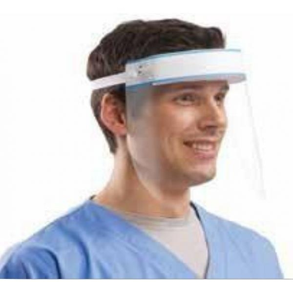 Qty 10000 PVC Face Shields with headband - Bulk pricing