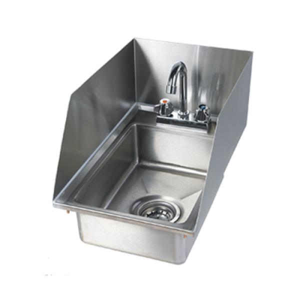 Klingers Spdhs 1000 Hand Drop In Sink One Compartment 10