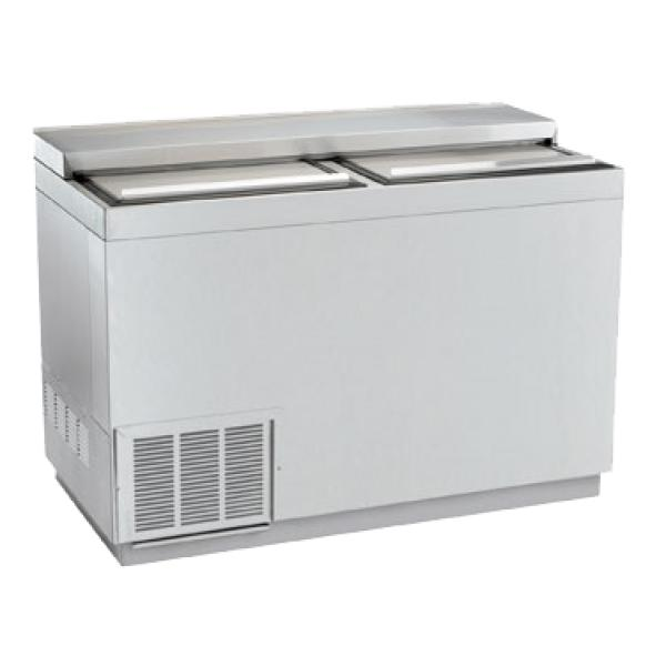Winteco Ice Hotel Room Air Coolers : Krowne bc ss bottle cooler flat top quot w d self