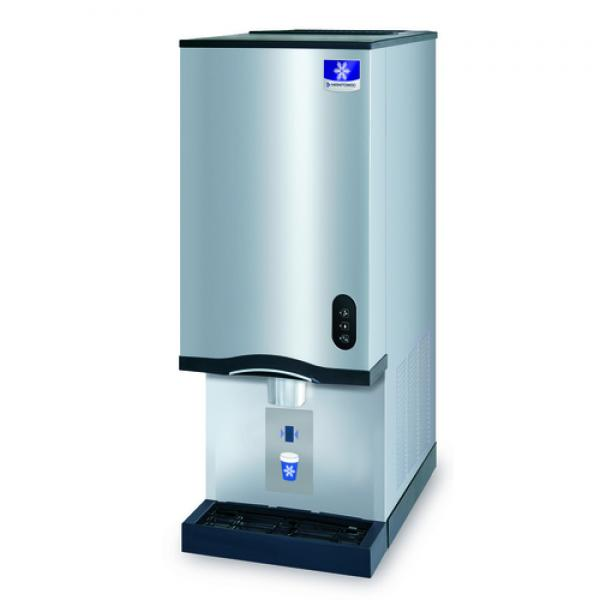 "Ice Maker & Water Dispenser, 16-1/4""W x 24""D x 42""H, countertop, nugget style"