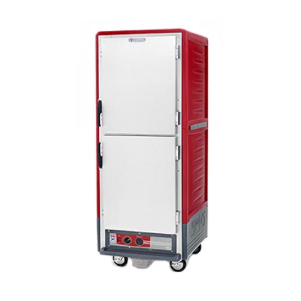 C5™ 3 Series Heated Holding Cabinet, lower wattage, with Red Insulation Armour™