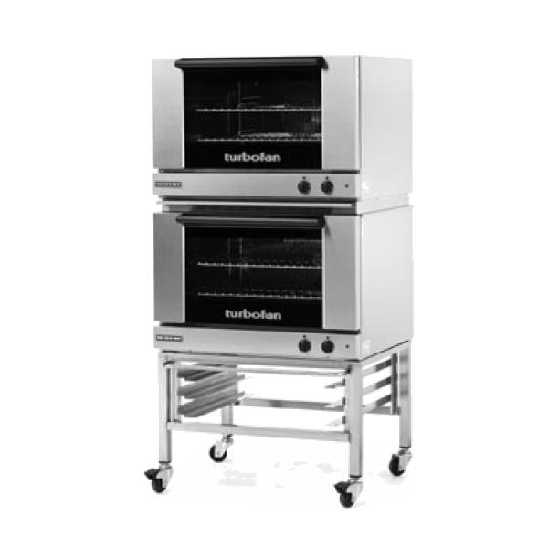 "Turbofan® Convection Oven, electric, countertop, 65-1/5"" assembled height&#"
