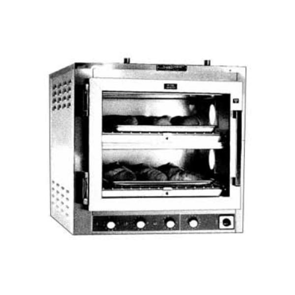 Hearth Oven: Super Systems Hearth Type Oven, Single Section, (2) Decks