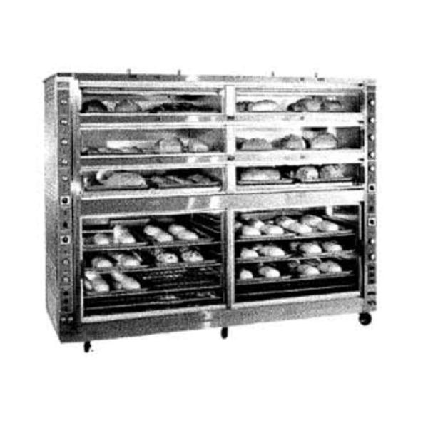 Hearth Oven: Piper DO-PB-12-G Super Systems Hearth Type Oven/Proofer