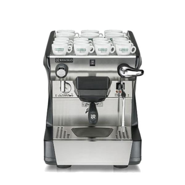 Classe 5 Espresso Machine Traditional Semi Automatic Brewing Buttons Features Fewer Electronic