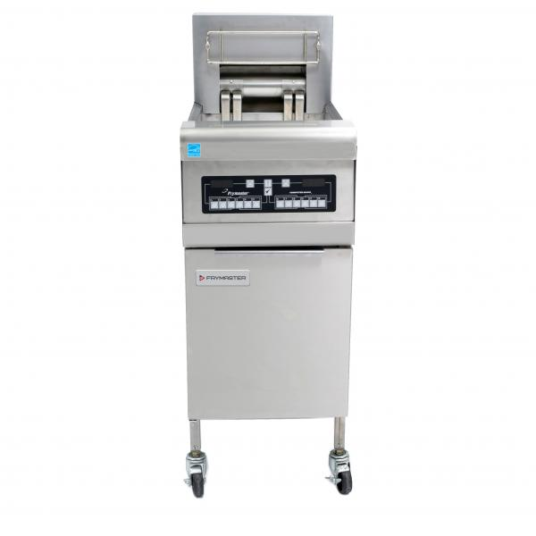 Ultra High Efficiency Fryer, electric, floor model, 50 lb. capacity, CM3.5 controller with TRIAC