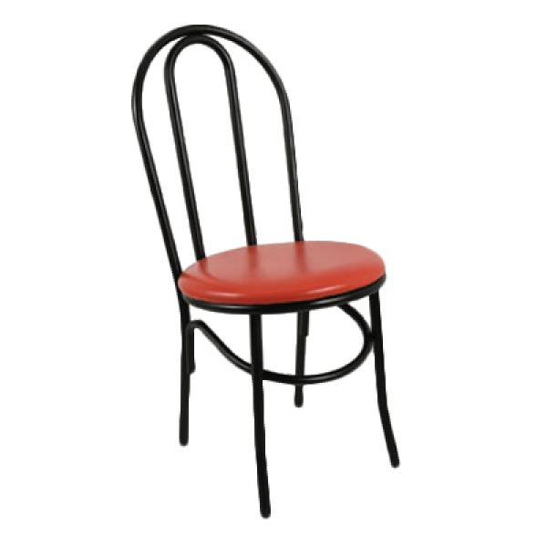 Royal roy 717 r bistro side chair hairpin back 35 1 2 h for Hairpin cafe chair