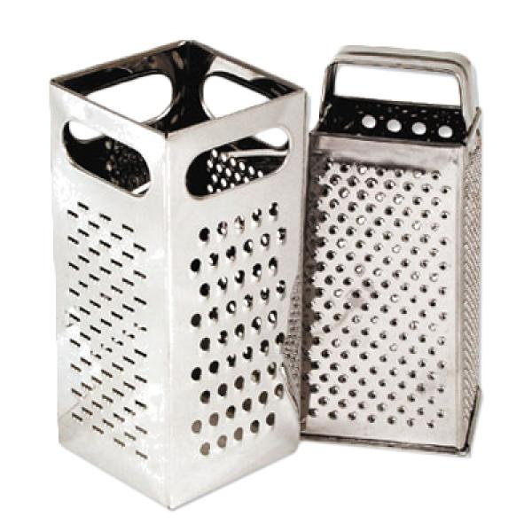 Royal Roy Gr 77 Grater 4 Sided Heavy Duty Stainless Steel