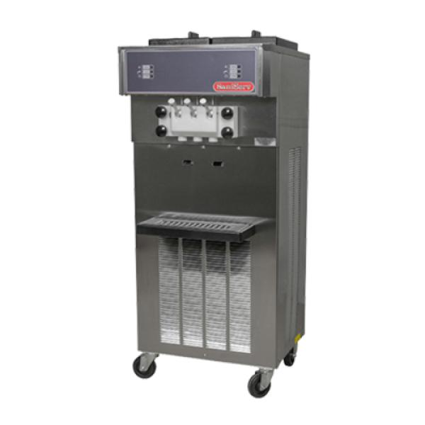 sani serve machine