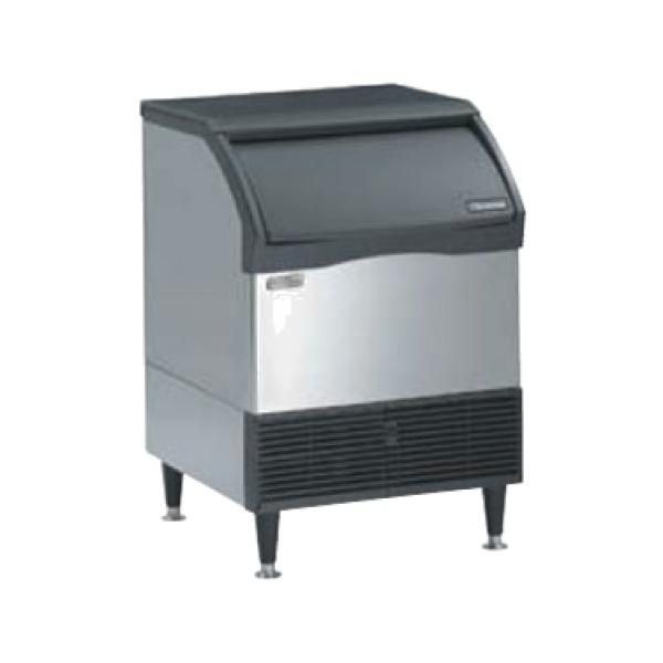 Prodigy® Ice Maker With Bin, cube style, air-cooled, self-contained condenser, production