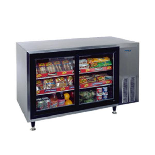 Countertop Refrigerated Display Case : Silver King SKDC48/C10 Countertop Refrigerated Display Case, 48 ...