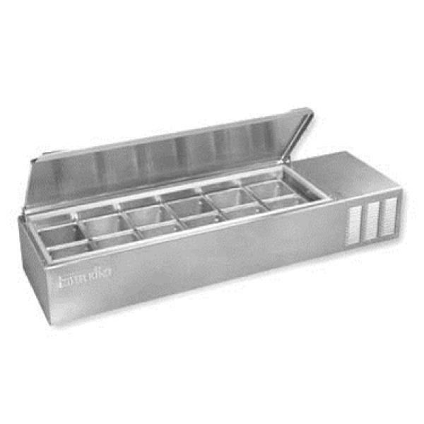 Refrigerated Countertop Prep Unit (contact customer service for further description &