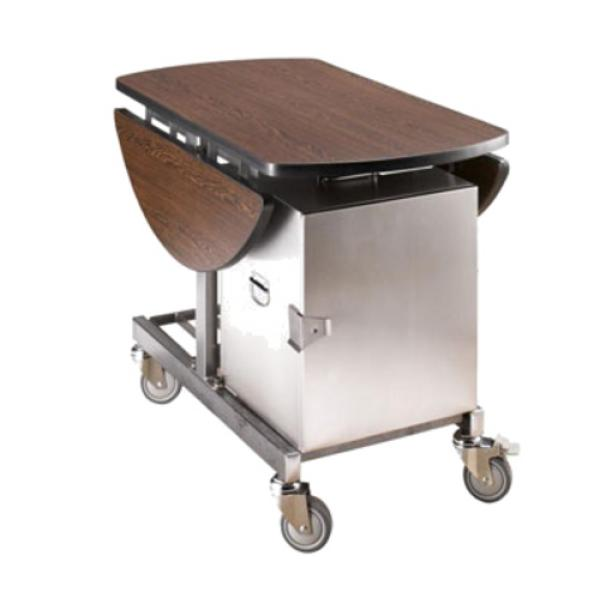 Smart Buffet Ware 1a20782 Palace Room Service Trolley 40