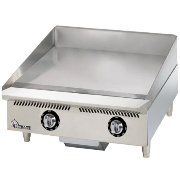 Star Commercial Griddles For Restaurants ~ Star tchsa ultra max griddle countertop gas quot w