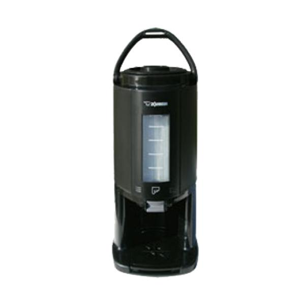 Beverage Dispenser, 2.5 liter, thermal gravity pot, glass lined, with detachable ser
